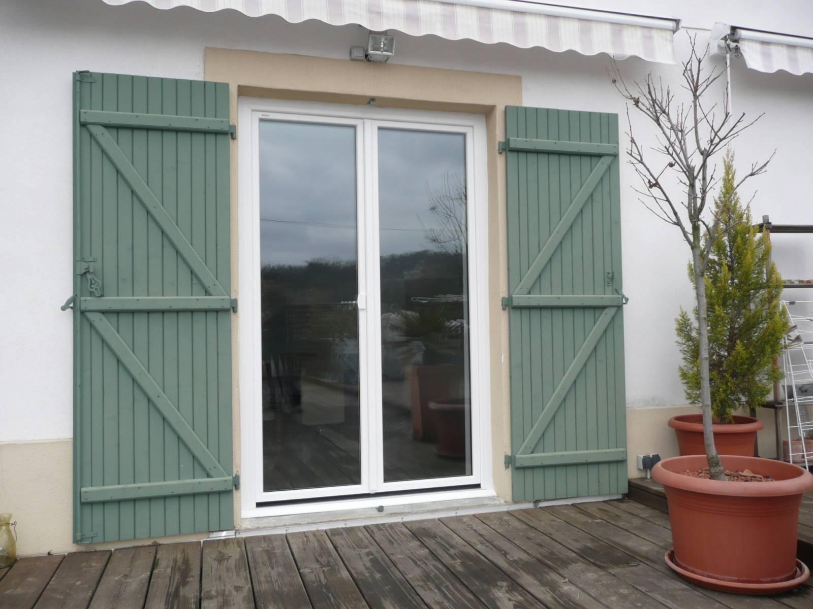 Prix Pose Porte Fenêtre 2 Vantaux Doubles Vitrage à Marseille